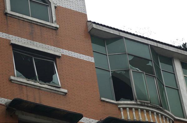 重庆大渡口法院食堂爆炸6
