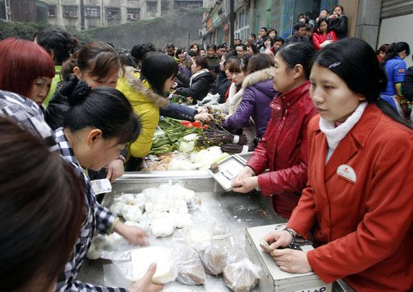 重庆大渡口法院食堂爆炸4