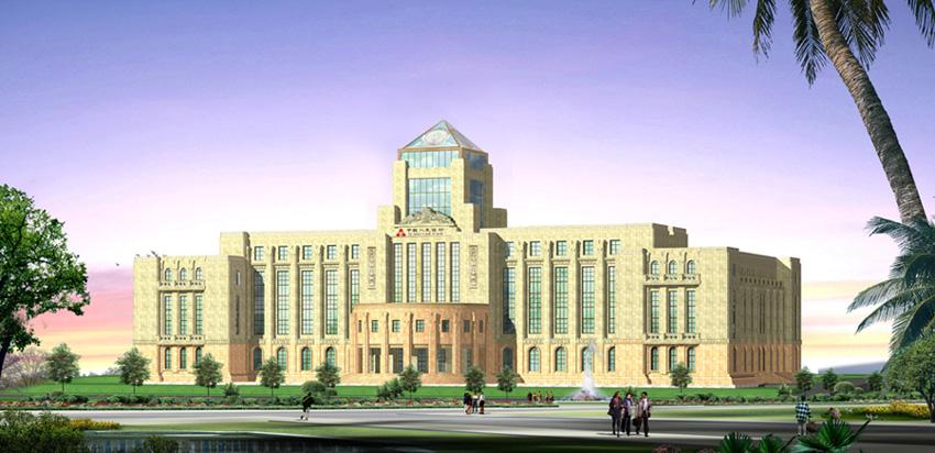 嘉兴人民银行办公楼设计方案
