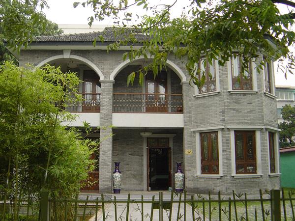 杭州教场路30号别墅
