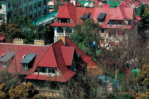 汾阳路花园住宅