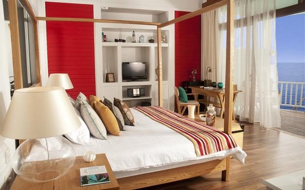 唯美的卧室设计之令人心旌摇荡的床照9