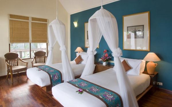 唯美的卧室设计之令人心旌摇荡的床照5
