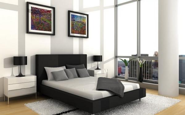 唯美的卧室设计之令人心旌摇荡的床照8