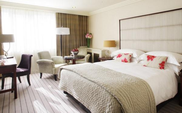 唯美的卧室设计之令人心旌摇荡的床照1