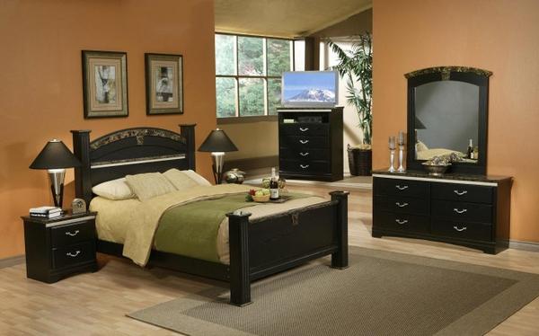 唯美的卧室设计之令人心旌摇荡的床照