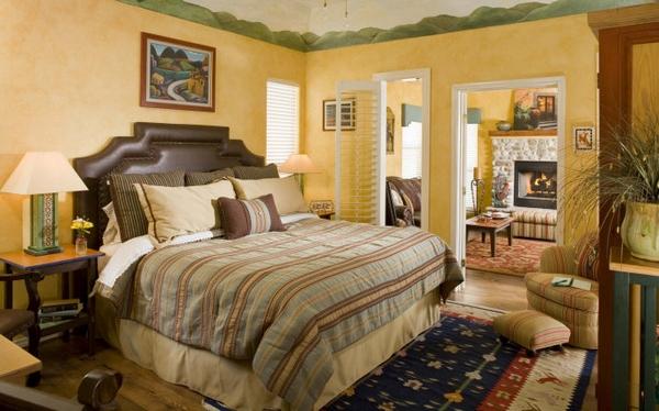 唯美的卧室设计之令人心旌摇荡的床照16