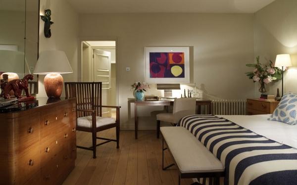 唯美的卧室设计之令人心旌摇荡的床照13