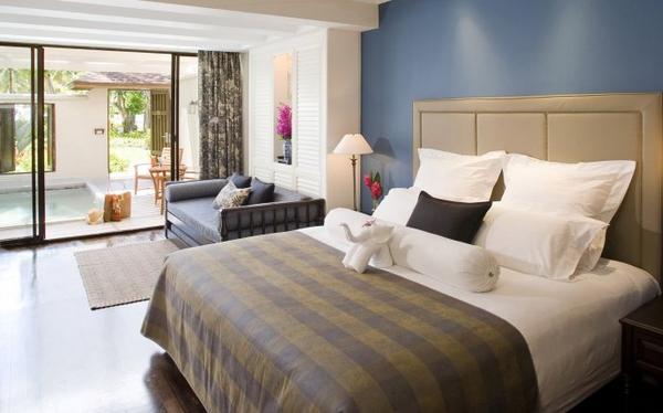 唯美的卧室设计之令人心旌摇荡的床照12