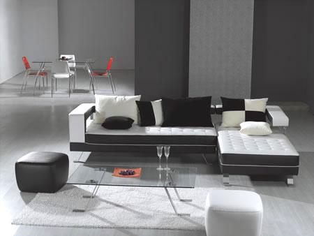 时尚家居之沙发的创意搭配4