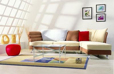 时尚家居之沙发的创意搭配7