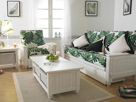 时尚家居之沙发的创意搭配9