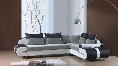 时尚家居之沙发的创意搭配6