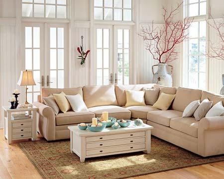 时尚家居之沙发的创意搭配