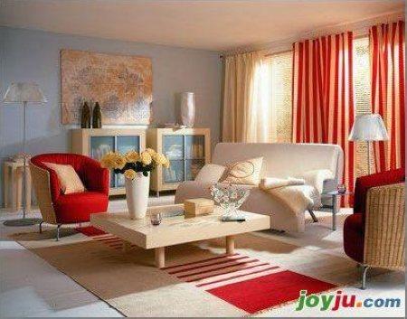 时尚家居之沙发的创意搭配14