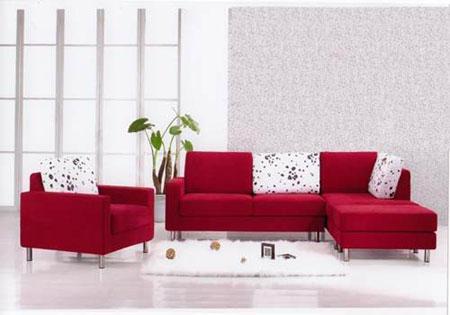 时尚家居之沙发的创意搭配13