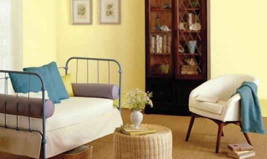 时尚家居之沙发的创意搭配17
