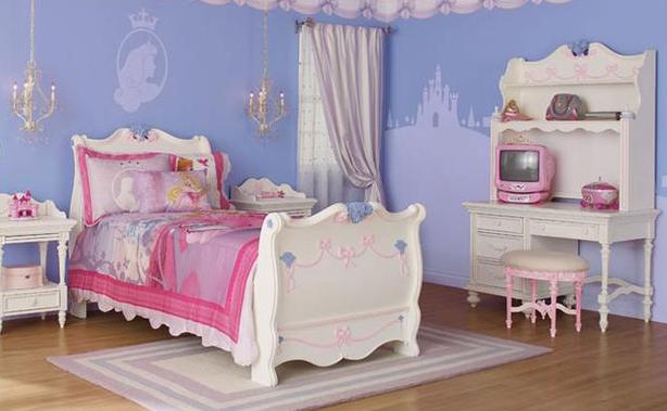 美仑美奂的儿童房5