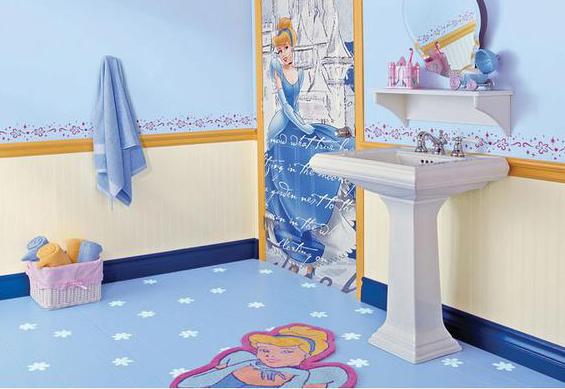 美仑美奂的儿童房1