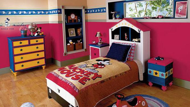 美仑美奂的儿童房7