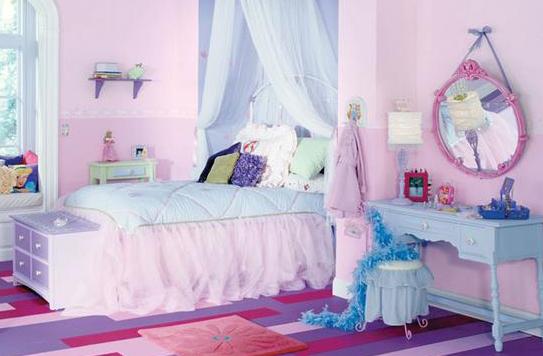 美仑美奂的儿童房8
