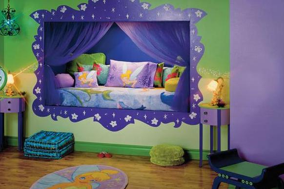 美仑美奂的儿童房
