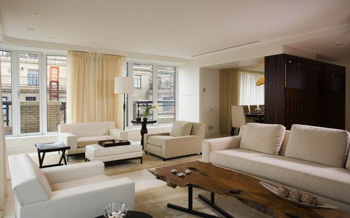 时尚家居之令人豁然开朗的客厅4