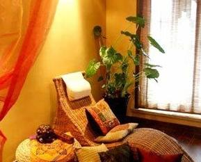 东南亚室内装饰风格6