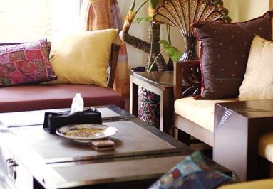 东南亚室内装饰风格2