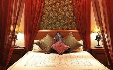 东南亚室内装饰风格1