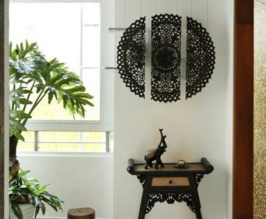 东南亚室内装饰风格