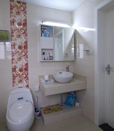 现代日式公寓卫浴设计
