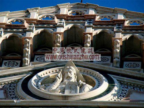佛罗伦萨教堂细部