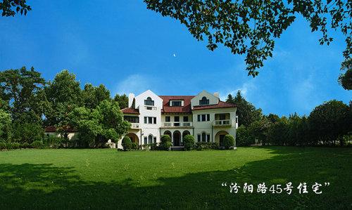 欧式别墅-上海海关专科学校2