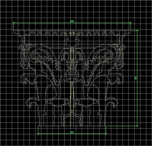 天津餐饮楼设计图纸2