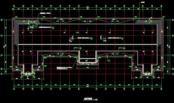 浙江欧式风格宾馆设计图纸4