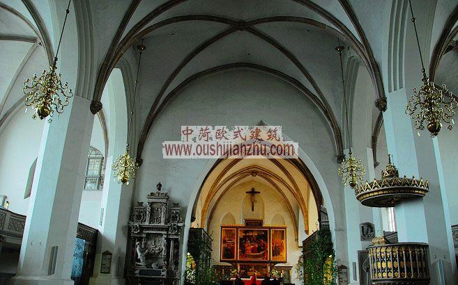 马丁路德教堂