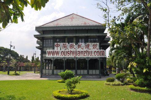 泰国马车博物馆