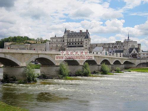 法国昂布瓦斯城堡