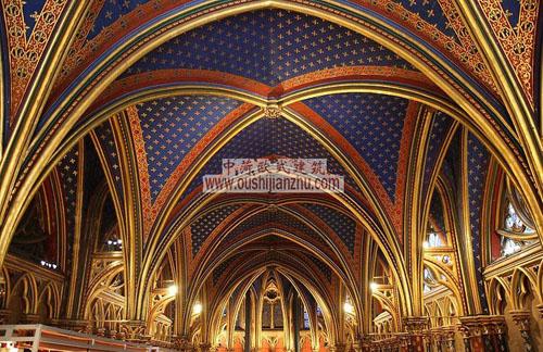 巴黎圣礼拜堂