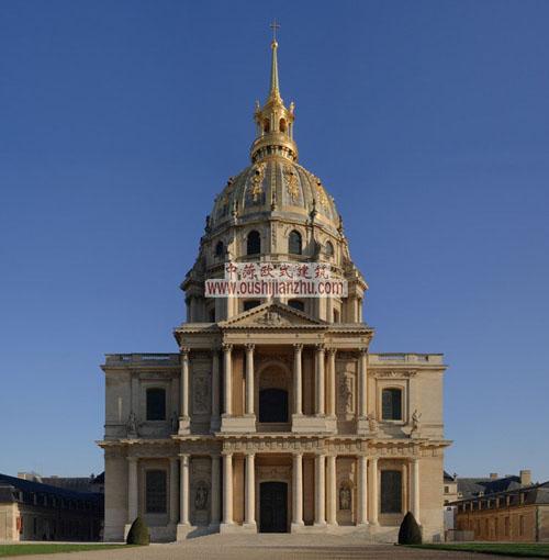 法国巴黎荣军院