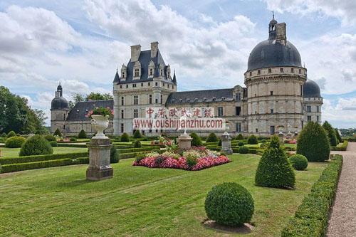 法国Chateau de Valencay 城堡