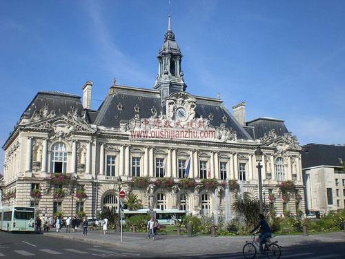 法国图尔市市政厅