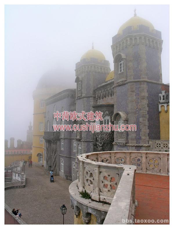 葡萄牙古城堡
