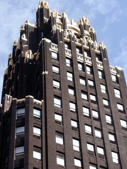 高层建筑摩天大楼