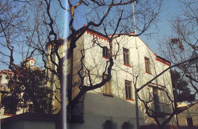 欧式建筑风格