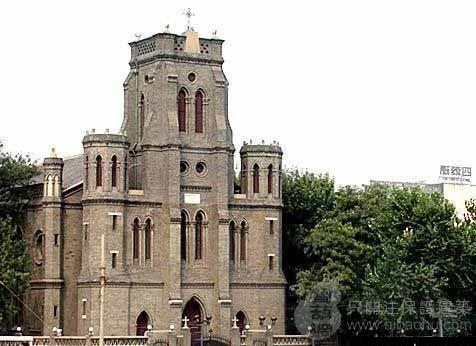 天津-望海楼教堂2