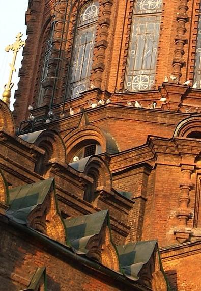 哈尔滨--圣索菲亚教堂1