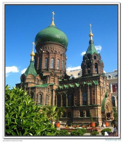 哈尔滨--圣索菲亚教堂4