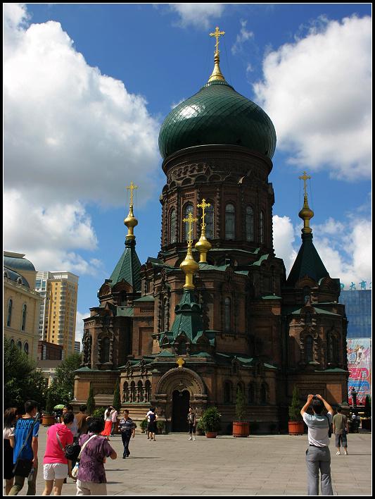 哈尔滨--圣索菲亚教堂7